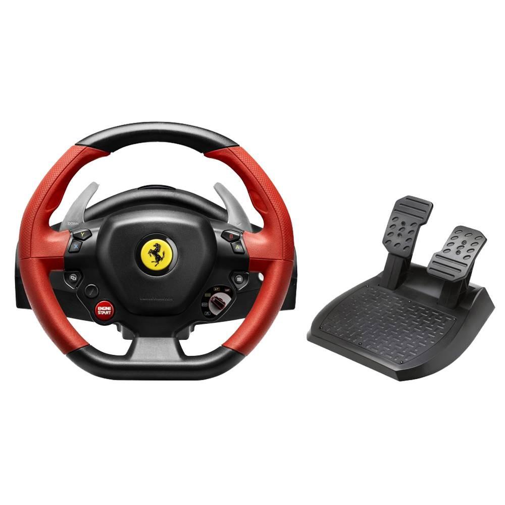 Controle Thrustmaster Ferrari 458 Italia para Xbox  - Audio Video & cia
