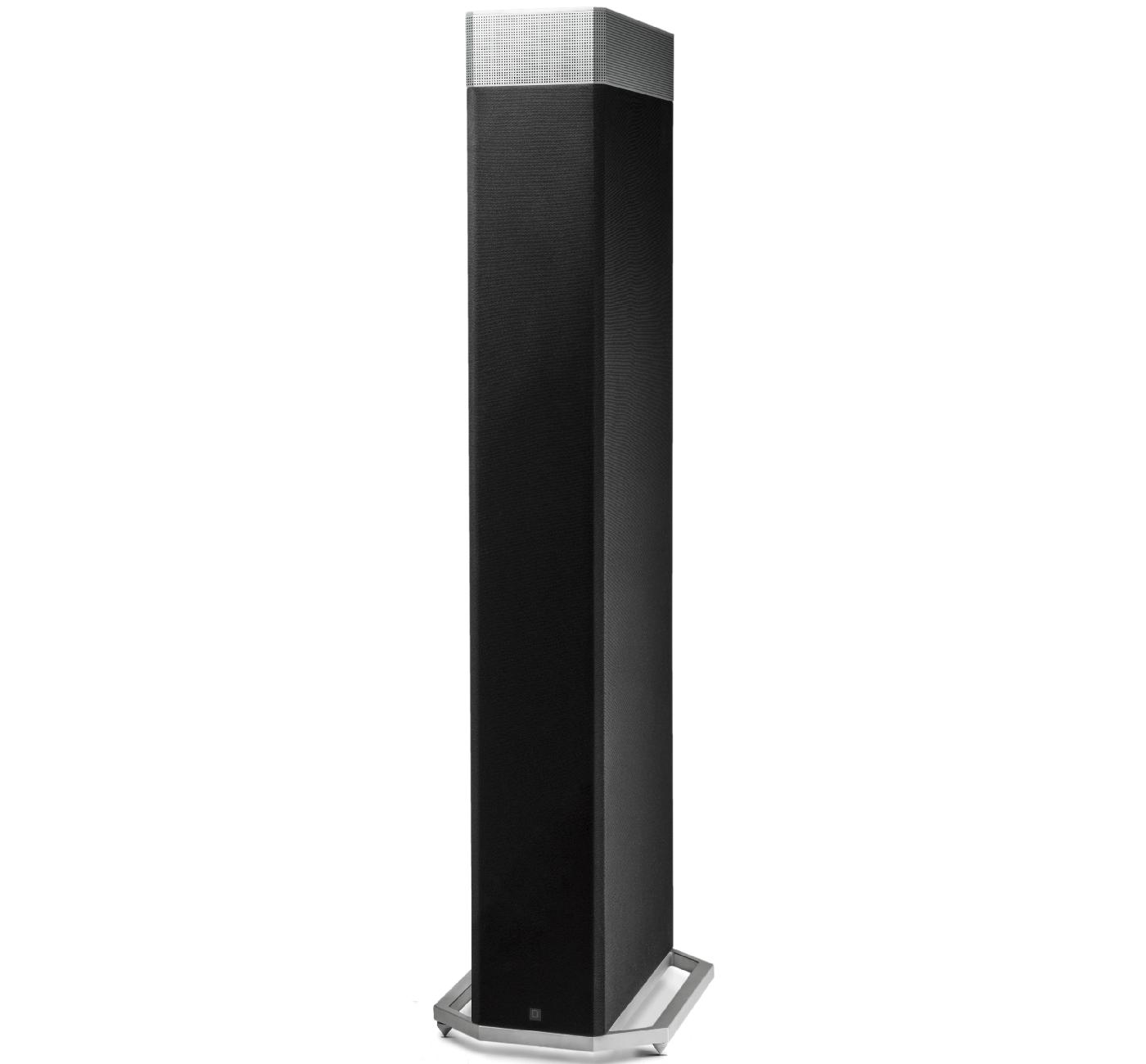 Definitive Technology BP9080x Caixa Torre Bipolar 3 vias 455W com sub ativo de 12 polegadas ( unid )  - Audio Video & cia