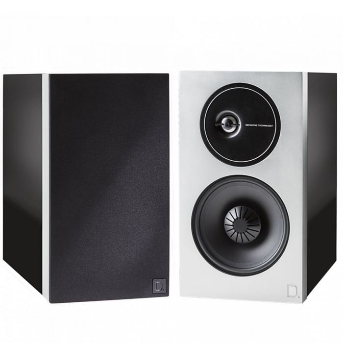 Definitive Technology D11 Par de Caixa Acustica BookShelf 200W  - Audio Video & cia
