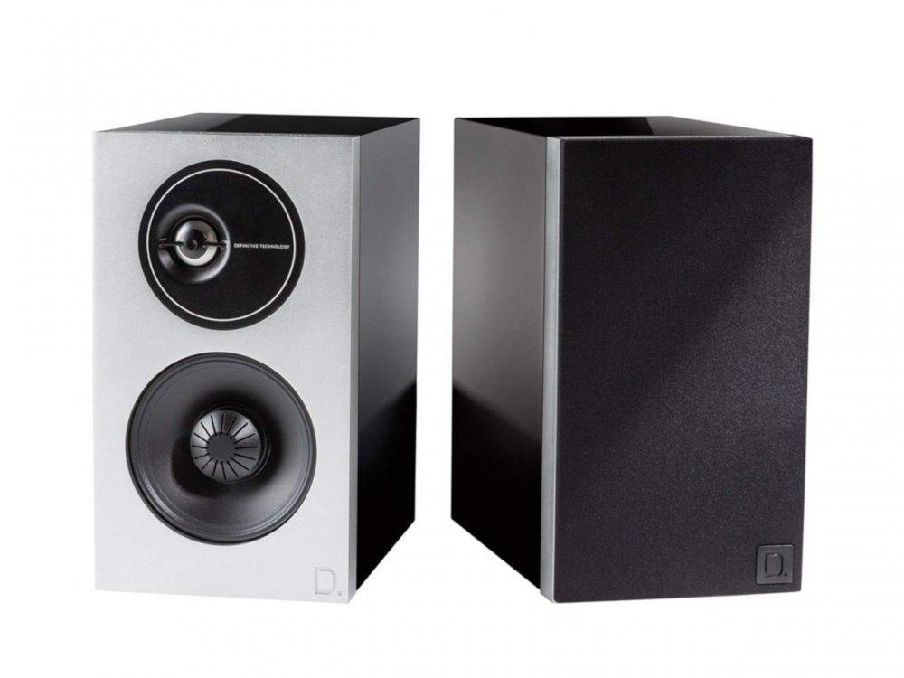 Definitive Technology D9 Par de Caixa Bookshelf de Alta Performance 150W  - Audio Video & cia