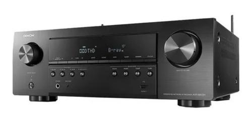 Denon Avr-s650h Receiver Wifi 5.2 4k  - Audio Video & cia