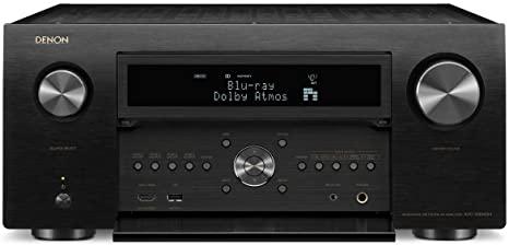 Denon AVR-X8500H - Receiver 13.2 ch 150W em 8 ohms Bluetooh Wifi Dolby Atmos  - Audio Video & cia
