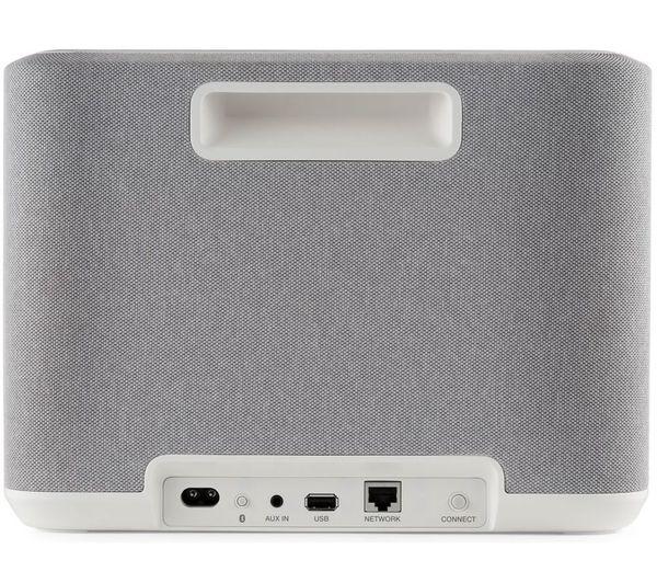 Denon Home 250 - Caixa Wireless Heos / Airplay2 / BT / Alexa - Branca  - Audio Video & cia
