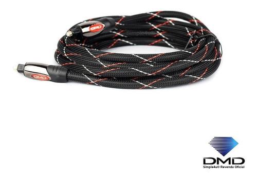 Diamond JX-2003 - 1,5m Cabo Optico Diamond  - Audio Video & cia
