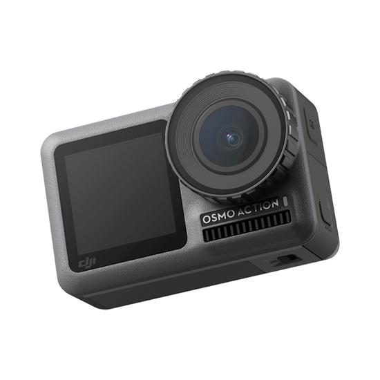 Dji Osmo Action Camera De Ação 12MP À Prova DÁgua 11M  - Audio Video & cia