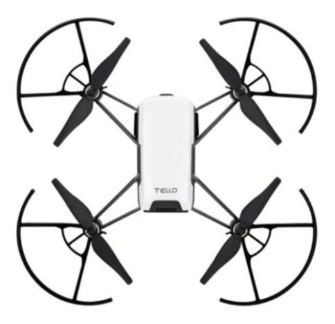Drone Dji Tello Combo Com Câmara Hd Branco Original  - Audio Video & cia