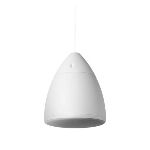Elipson Bell 4 - Caixa Acustica Decorativa Pendente Branca ( unid )  - Audio Video & cia