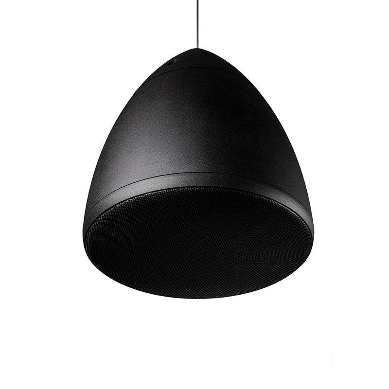 Elipson Bell 4 - Caixa Acustica Decorativa Pendente Preta ( unid )  - Audio Video & cia