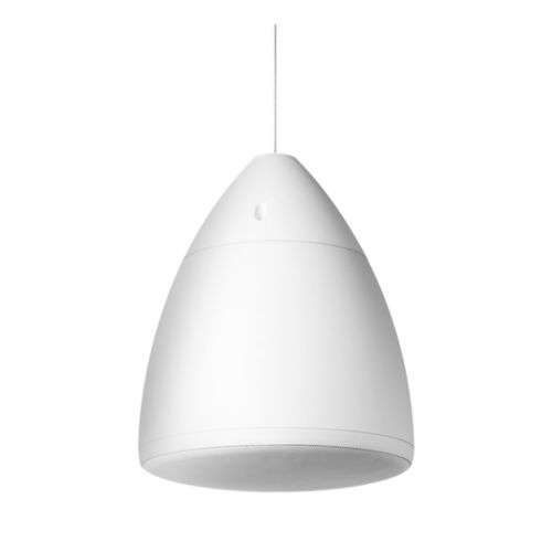 Elipson Bell 6 - Caixa Acustica Decorativa Pendente Branca ( unid )  - Audio Video & cia