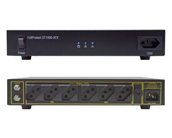 Engeblu ST1000-ATX Condicionador / Transformador 220V>110V  - Audio Video & cia