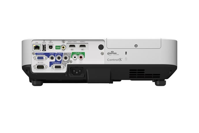 Epson Powerlite 2250U Projetor WXGA 5000 lumens  - Audio Video & cia