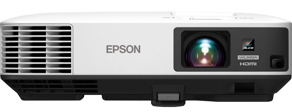 Epson Powerlite 2255U Projetor WXGA 5000 lumens Wireless  - Audio Video & cia