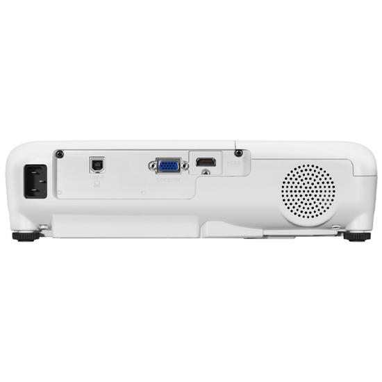 Epson PowerLite E10+ Projetor 3600 lumens  - Audio Video & cia