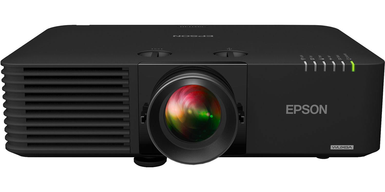 Epson PowerLite L615U Projetor Laser WUXGA 6000 lumens wireless  - Audio Video & cia