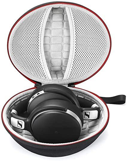 Fone de Ouvido Bluetooth HD 4.40BT Preto SENNHEISER  - Audio Video & cia