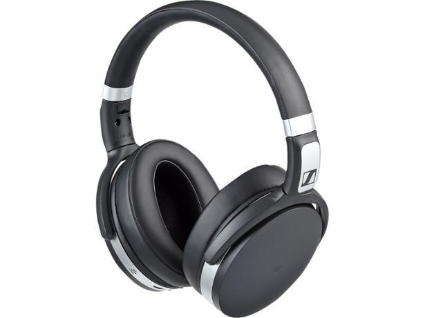 Fone de Ouvido Bluetooth HD 4.50BTNC Preto SENNHEISER  - Audio Video & cia