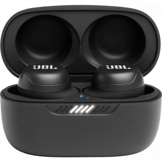 Fone de Ouvido Bluetooth Live Free NC+ TWS Preto JBL  - Audio Video & cia
