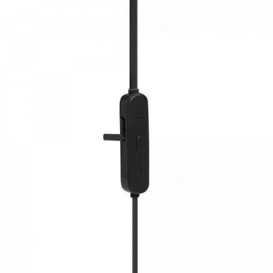 Fone de Ouvido Bluetooth Tune 115BT Preto JBL  - Audio Video & cia