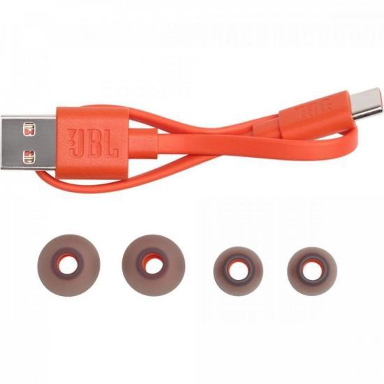 Fone de Ouvido Bluetooth Tune 125TWS Preto JBL  - Audio Video & cia