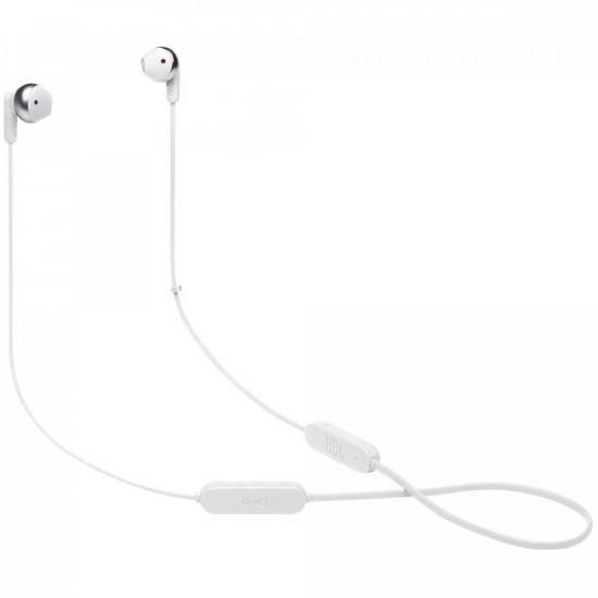 Fone de Ouvido Bluetooth Tune 215BT Branco JBL  - Audio Video & cia