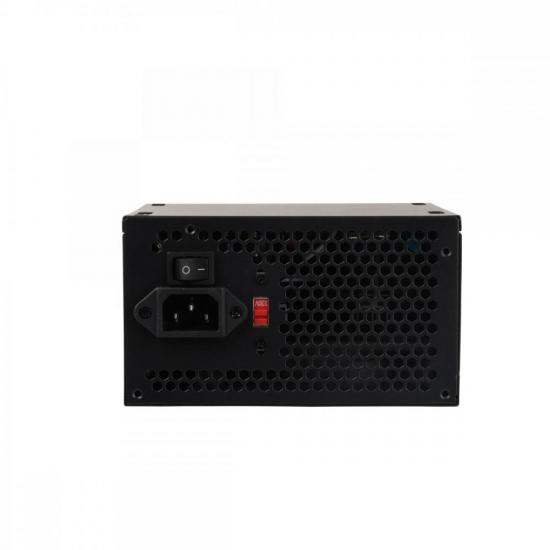 FONTE ATX 300W FORTREK CRUSADER  - Audio Video & cia