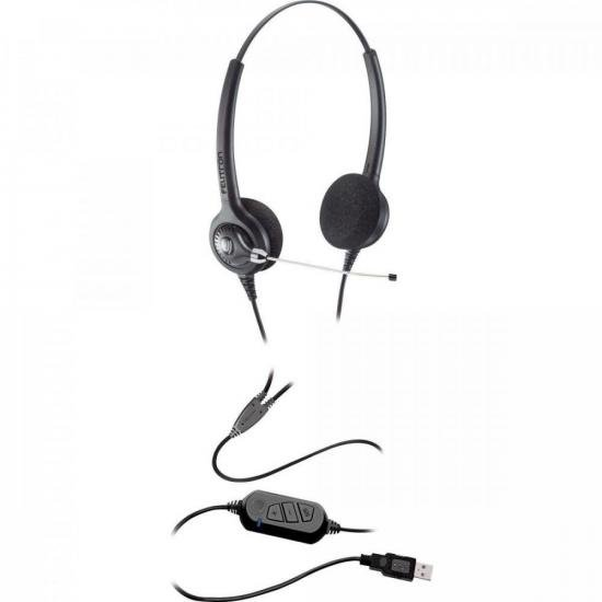 Headset Biauricular Epko Compact FELITRON  - Audio Video & cia