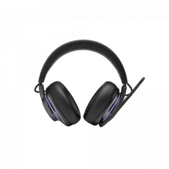 Headset Gamer Bluetooth RGB Quantum 800 Preto JBL  - Audio Video & cia