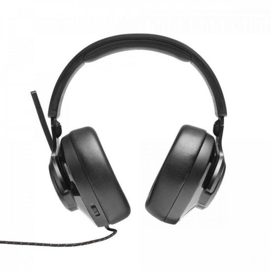 Headset Gamer Quantum 300 Preto JBL  - Audio Video & cia