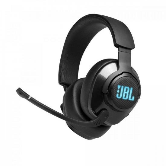 Headset Gamer RGB Quantum 400 Preto JBL  - Audio Video & cia