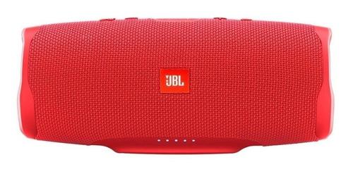 JBL Charge 4 Caixa de Som Portátil Bluetooth Vermelha  - Audio Video & cia
