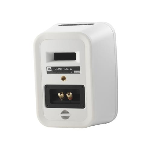 JBL Control X Caixa Acustica Outdoor 100W Branca  - Audio Video & cia