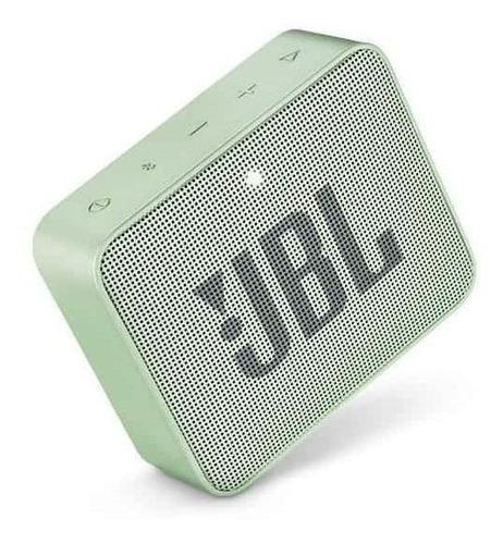 JBL Go 2 Caixa De Som Portátil Com Bluetooth Seafoam Mint  - Audio Video & cia