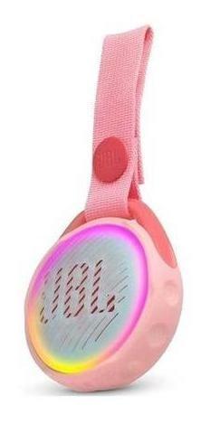 JBL Jr pop Caixa de Som Portátil com Bluetooth Rosa  - Audio Video & cia