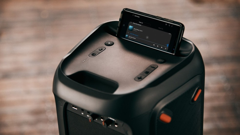 JBL PartyBox 1000 - Caixa Acustica Portátil Bluetooth  - Audio Video & cia