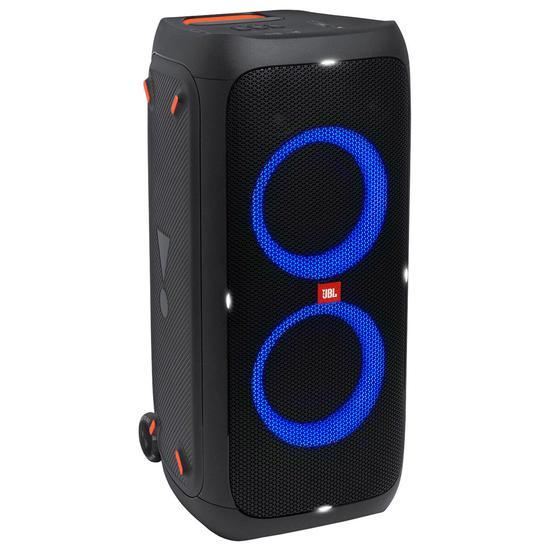 JBL Party Box 310 - Caixa Acustica Portátil Bluetooth  - Audio Video & cia