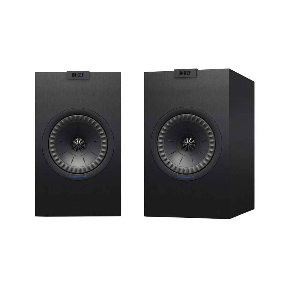 KEF Q150 - Caixa Acustica Bookshelf 2 vias 100W ( PAR )  - Audio Video & cia