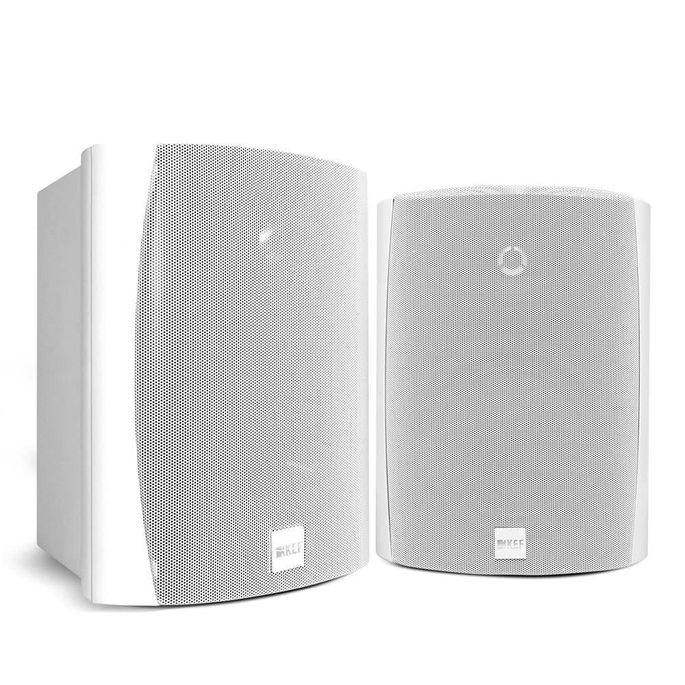 KEF Ventura 5 Branca Caixa Acustica Outdoor 100W (par)  -  5 Anos de Garantia  - Audio Video & cia