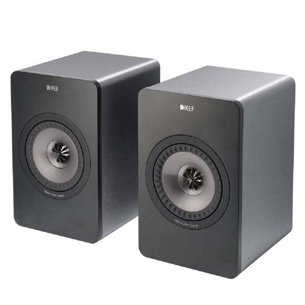 KEF X300AM - Caixa Acustica Monitor Studio Ativa ( par )  - Audio Video & cia