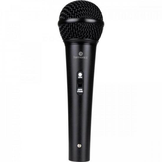 Kit c/ 3 Microfones Dinâmicos Cardióide MDU201 HARMONICS - KI / 3  - Audio Video & cia