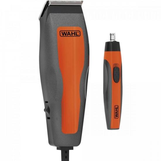 Kit Máquina e Aparador Combo Cut 220V WAHL  - Audio Video & cia