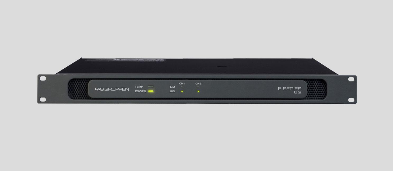 Lab Gruppen E 8.2 Amplificador de Potencia Estereo 800W  - Audio Video & cia