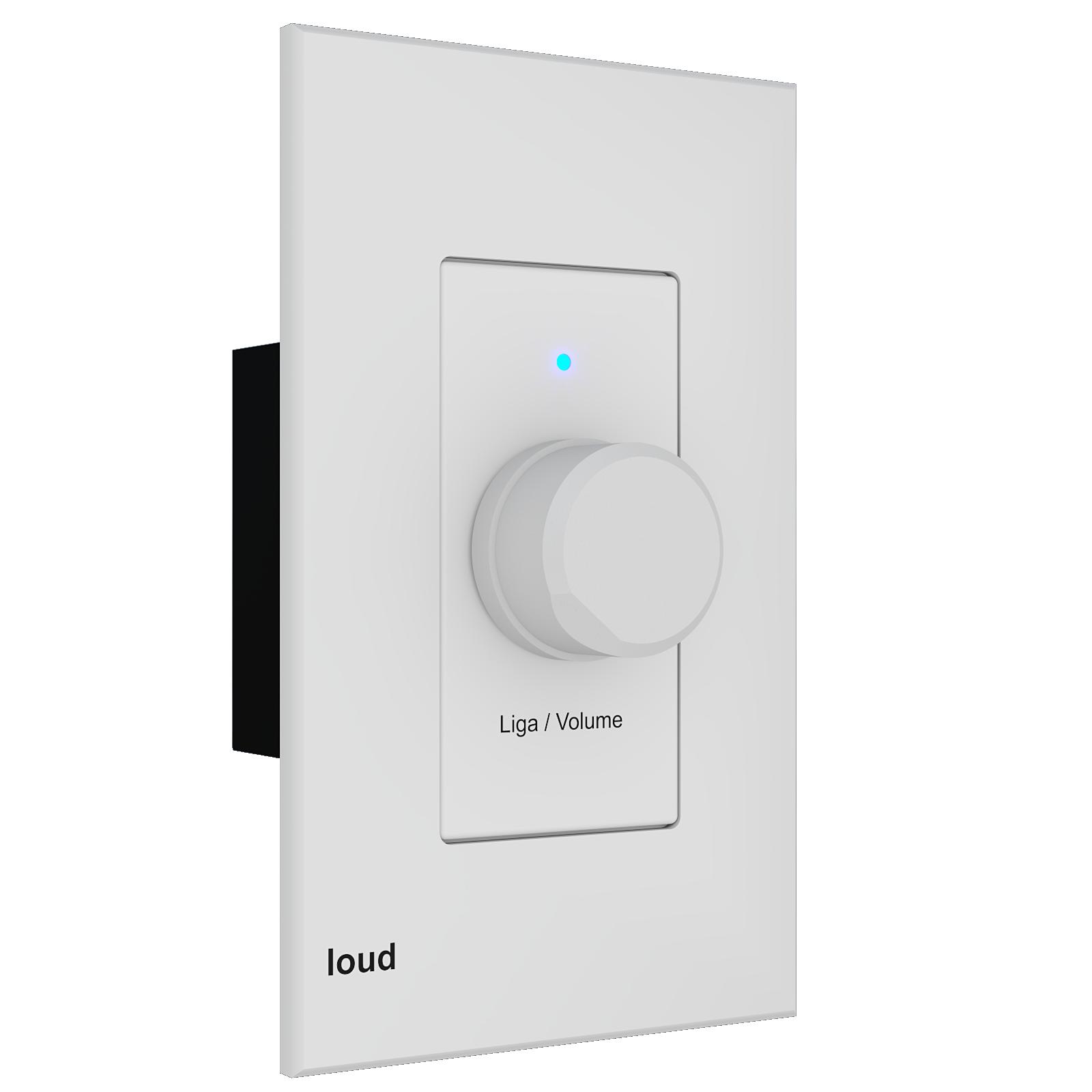Loud APL 300 - Amplificador Integrado stereo  - Audio Video & cia
