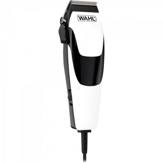 Máquina de Corte 127V Quickcut Branca WAHL  - Audio Video & cia