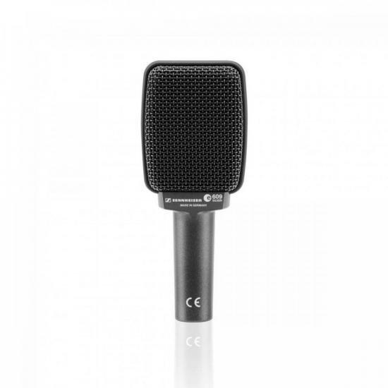 Microfone E-609 Silver SENNHEISER  - Audio Video & cia