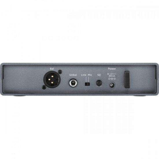 Microfone sem Fio Condensador XSW1-ME3-A SENNHEISER  - Audio Video & cia
