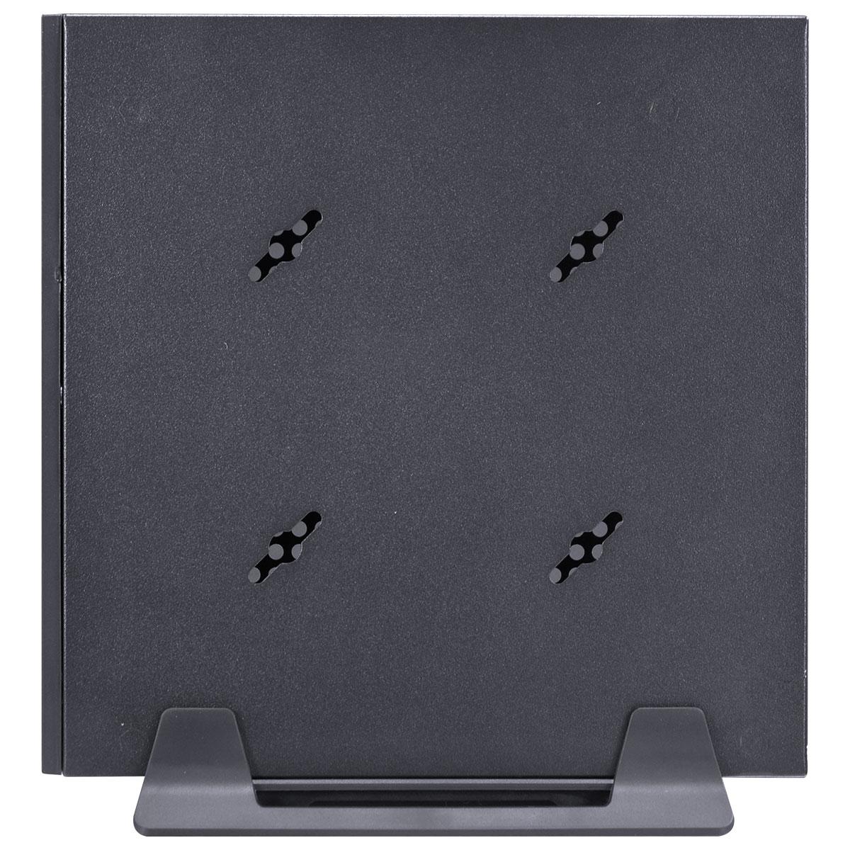 MINI COMPUTADOR BUSINESS B100 - CELERON DUAL CORE J1800 2.41GHZ 4GB DDR3 SODIMM SSD 120GB 1X SERIAL FONTE 60W WIN 10 PRO  - Audio Video & cia