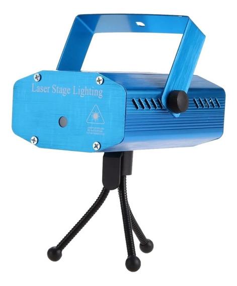 Mini Projetor Holográfico Laser Com Efeitos Especiais  - Audio Video & cia