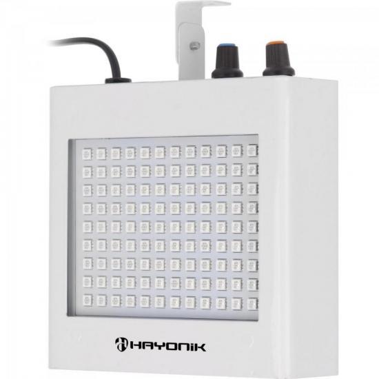 Mini Strobo LED 25W STH-01 HAYONIK  - Audio Video & cia