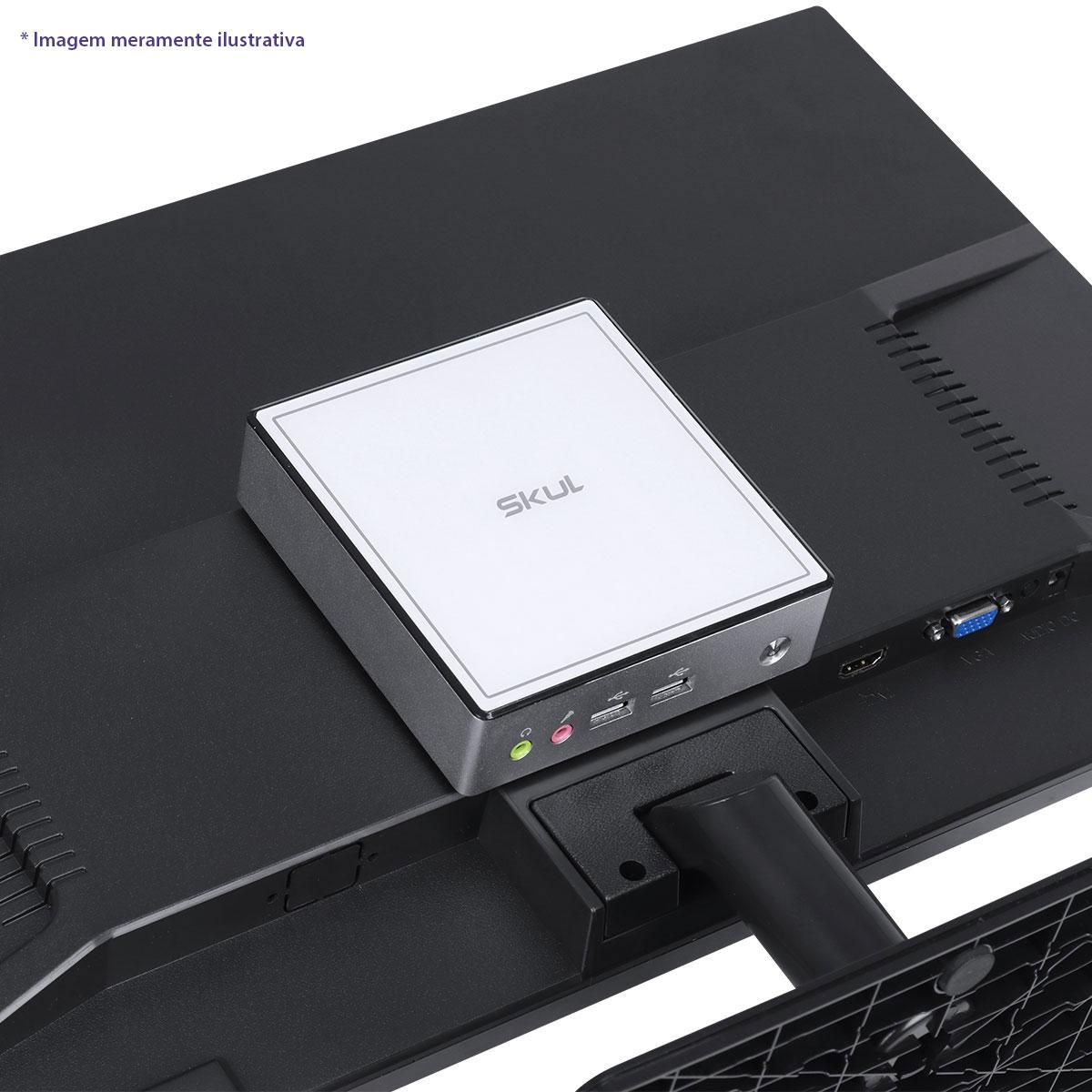 NANO COMPUTADOR BUSINESS B500 - I5 5300U 2.3GHZ MEM 8GB DDR3 SODIMM SSD 240GB WI-FI FONTE EXTERNA LINUX  - Audio Video & cia
