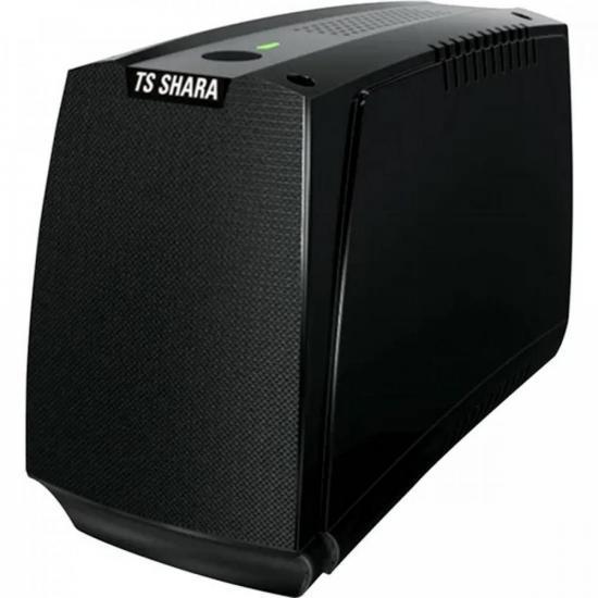 Nobreak 1200VA Bivolt 7A Ups Compact XPRO Preto TS SHARA  - Audio Video & cia